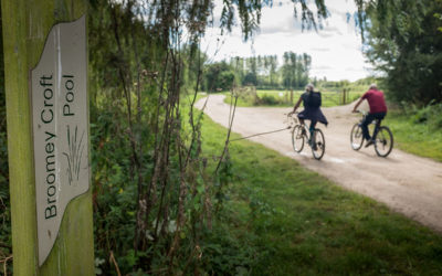Northern Warwickshire's Cycling Country