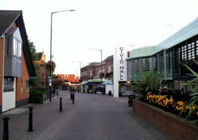 Bedworth Civic Hall
