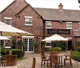 The Griff House Beefeater & Nuneaton Premier Inn