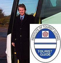 Blue Badge Tourist Guide